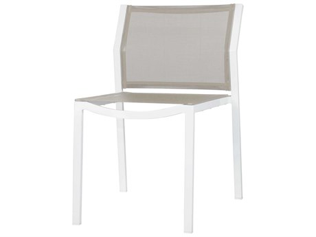 Mamagreen Allux Aluminum Sling Dining Chair