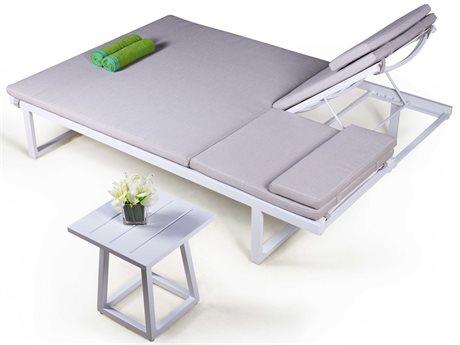 Mamagreen Allux Aluminum Sling Lounge Set