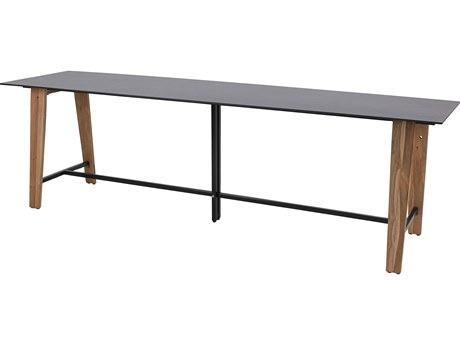 Sato Teak 120''W x 29''D Rectangular Counter Table