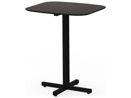 Mamagreen Zupy 24'' Wide Steel Square Bistro Table