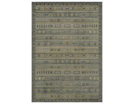 Momeni Belmont Rectangular L.Blue Area Rug