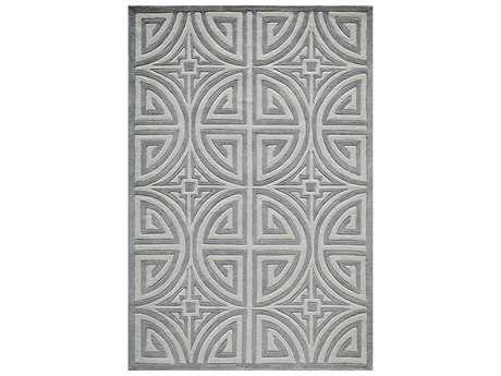 Momeni Bliss Rectangular Gray Area Rug