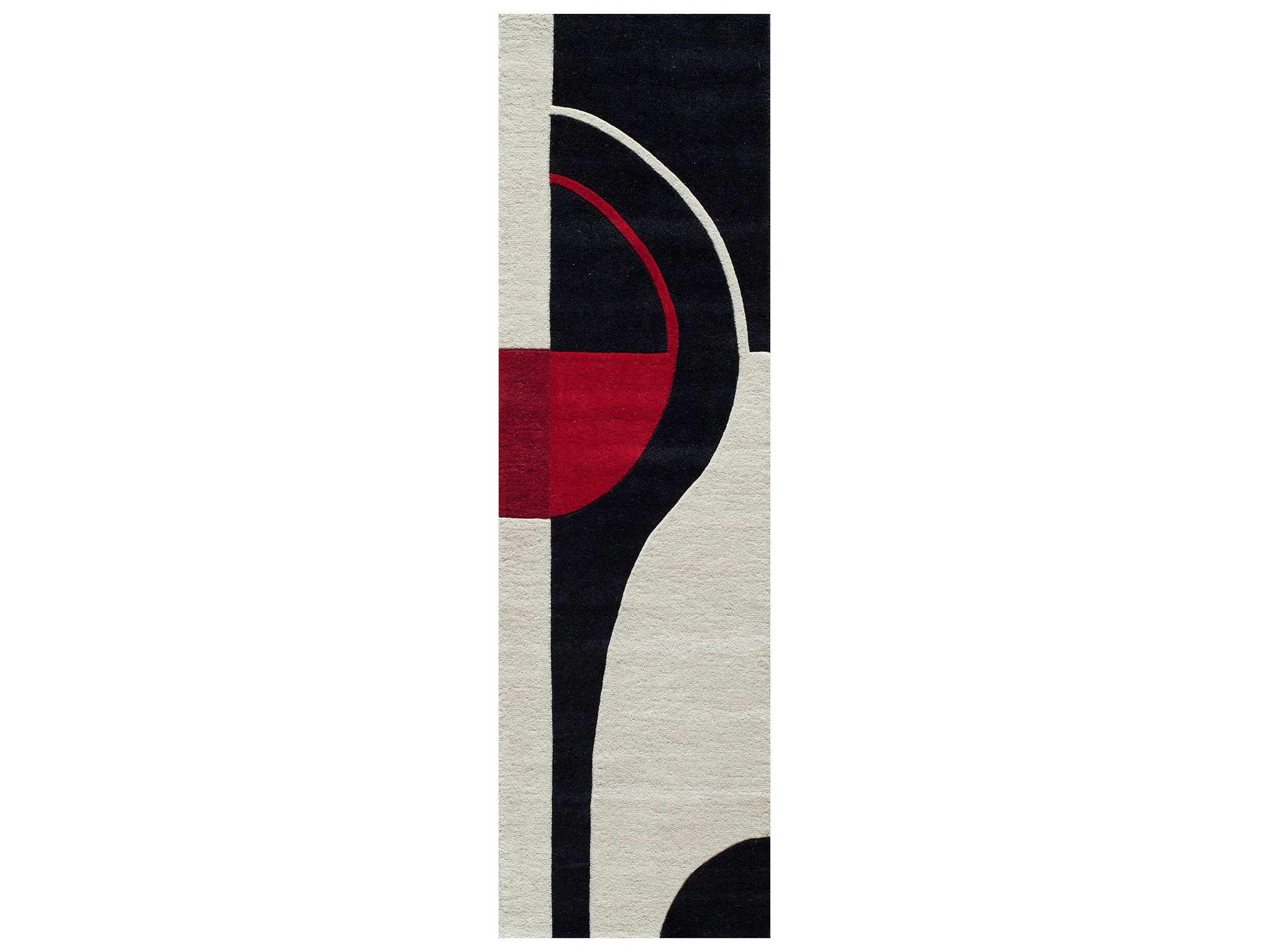 Momeni Delhi Rectangular Black Area Rug Modelhidl22blk