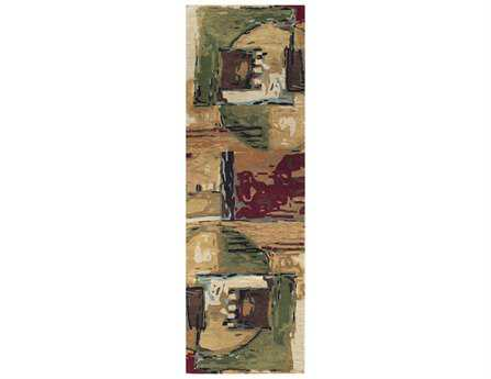 Momeni Impressions 2'6'' x 8'' Rectangular Sand Runner Rug