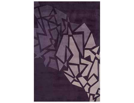 Momeni New Wave Purple Area Rug