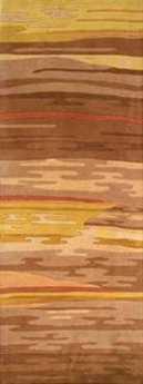 Momeni New Wave Sand Runner Rug