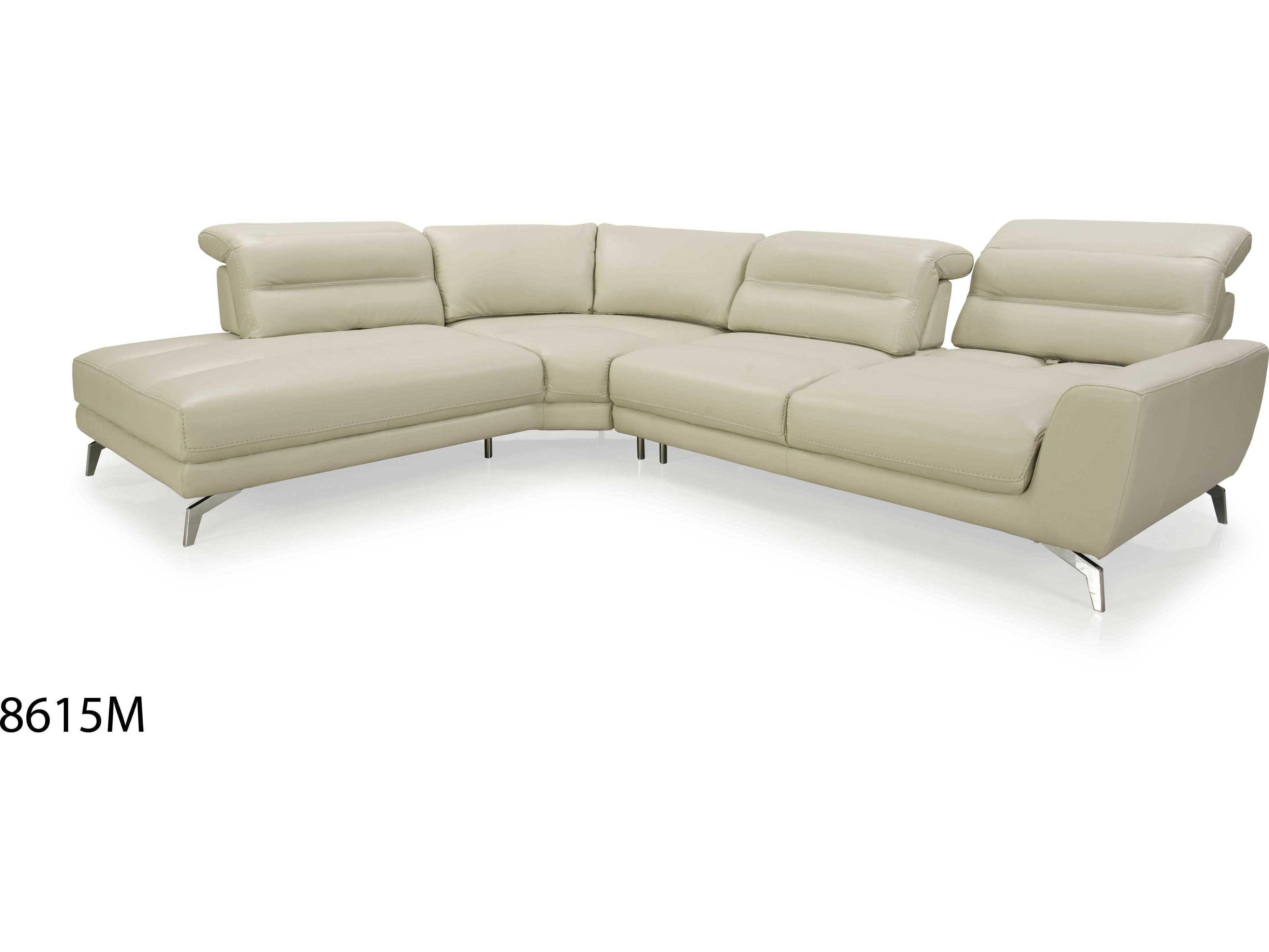 Moroni Oskar Contemporary Pale Grey Adjustable Two Piece