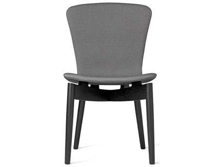Mater Shell Kvadrat Revive Dining Side Chair Dining Side Chair
