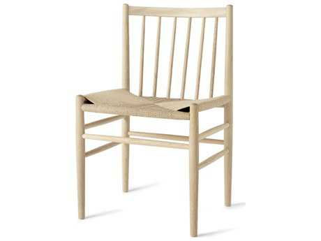 Mater Danish Natural Oak Dining Side Chair