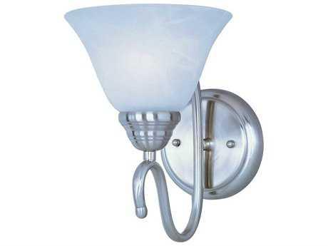 Maxim Lighting Newport Satin Nickel Wall Sconce