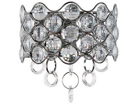 Maxim Lighting Cirque Polished Chrome Two-Light Wall Sconce