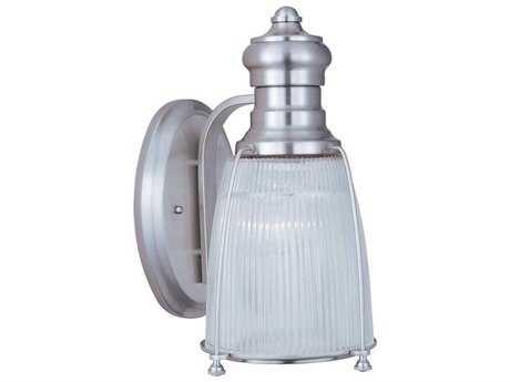 Maxim Lighting Hi-Bay Satin Nickel Wall Sconce