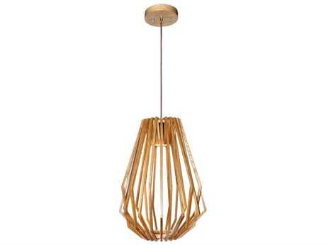 Maxim Lighting Saki Uddo 17'' Wide Pendant Light
