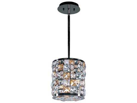 Maxim Lighting Fifth Avenue Luster Bronze Three-Light 8.5'' Wide Mini-Pendant Light