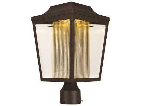 Maxim Lighting Villa Adobe LED Outdoor Post Light