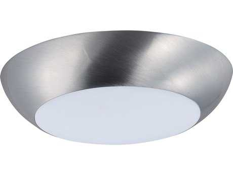 Maxim Lighting Diverse Satin Nickel 6.5'' Wide PCB Board LED Flush Mount Light (Sold in 10)