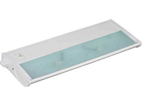 Maxim Lighting CounterMax MX-X12 White Two-Light 13'' Long Xenon Under Cabinet Light Add On