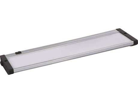 Maxim Lighting CounterMax MX-L120-EL Brushed Aluminum 13'' Long LED Under Cabinet Light