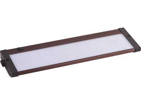Maxim Lighting CounterMax MX-L120-EL Anodized Bronze 13'' Long LED Under Cabinet Light