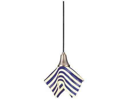 Meyda Tiffany Metro Fusion Slick Handkerchief Mini-Pendant Light
