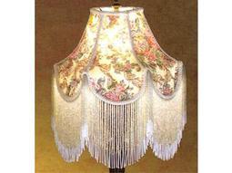 Meyda Tiffany Fabric & Fringe Chimney Shade