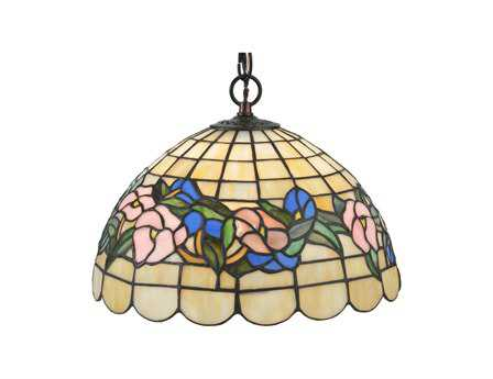 Meyda Tiffany Pansy Pendant Light