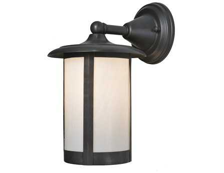 Meyda Tiffany Fulton Solid Mount Outdoor Wall Light