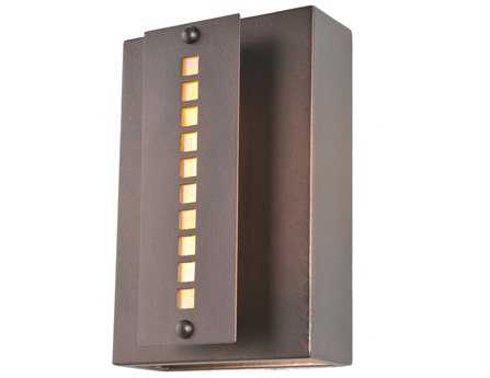 Meyda Tiffany Moss Creek Stepping Stone Two-Light Wall Sconce