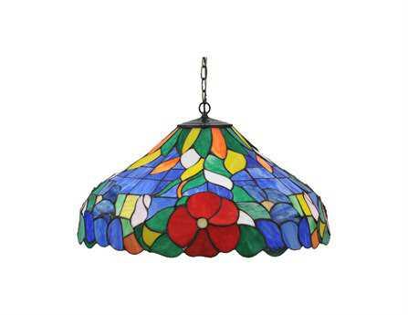 Meyda Tiffany Peony Pendant Light