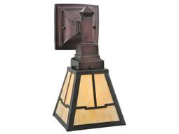 Meyda Tiffany Valley View Mission Outdoor Wall Light