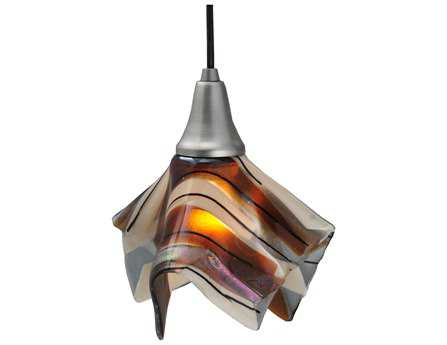Meyda Tiffany Metro Fusion Marina Handkerchief Mini-Pendant Light