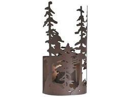 Meyda Tiffany Tall Pines Wall Sconce