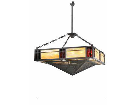 Meyda Tiffany Tempo Mission 24-Light Chandel-Air