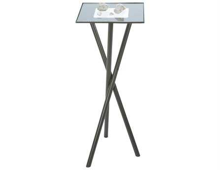 Meyda Tiffany 11 Square Tri-Pod Table
