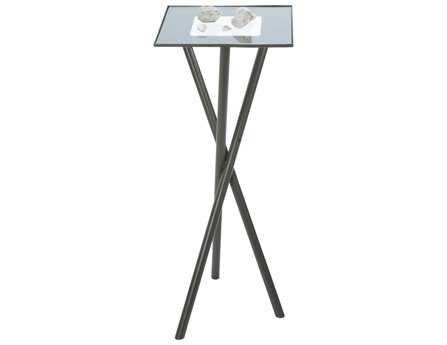 Meyda Tiffany 11 Square Tri-Pod Table