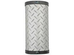 Meyda Tiffany Diamond Turbine Two-Light Wall Sconce
