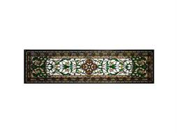 Meyda Tiffany Versailles Transom Stained Glass Window