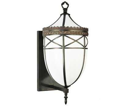 Meyda Tiffany Borough Hall Outdoor Wall Light