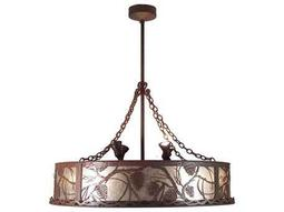 Meyda Tiffany Whispering Pines 12-Light Chandel-Air