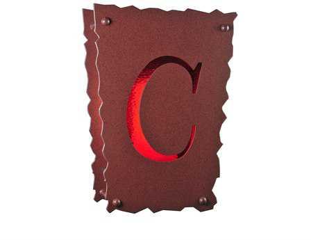 Meyda Tiffany Personalized C Wall Sconce