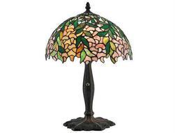 Meyda Tiffany Laburnum Multi-Color Accent Table Lamp