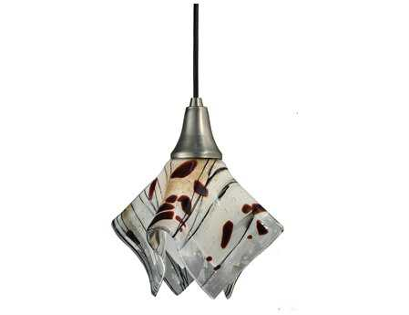 Meyda Tiffany Metro Fusion Ramoscelli Handkerchief Mini-Pendant Light