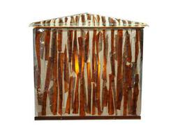 Meyda Tiffany Marina Fused Glass Vanity Cabinet