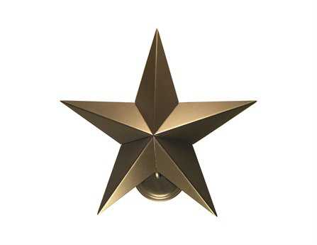Meyda Tiffany Texas Star Wall Sconce