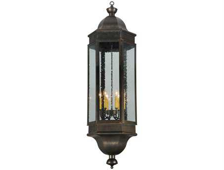 Meyda Tiffany Gascony  Six-Light Outdoor Hanging Light