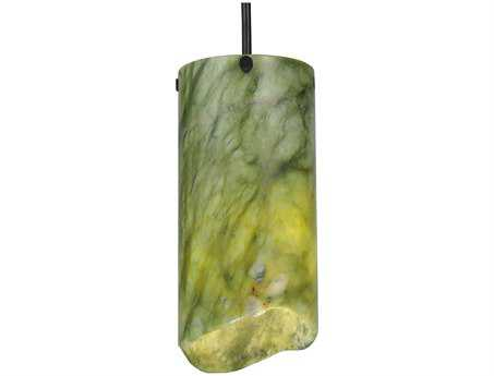 Meyda Tiffany Cilindro Jadestone Mini-Pendant Light