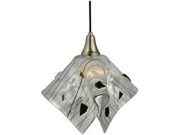 Meyda Tiffany Metro Fusion Licorice Handkerchief Pendant Light
