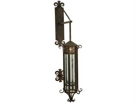Meyda Tiffany Caprice Outdoor Wall Light