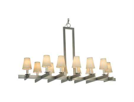 Meyda Tiffany Dante 12-Light 48'' Wide Island Light