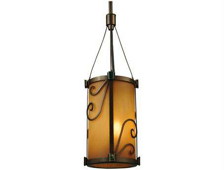 Meyda Tiffany Cilindro Sorbonn Mini-Pendant Light